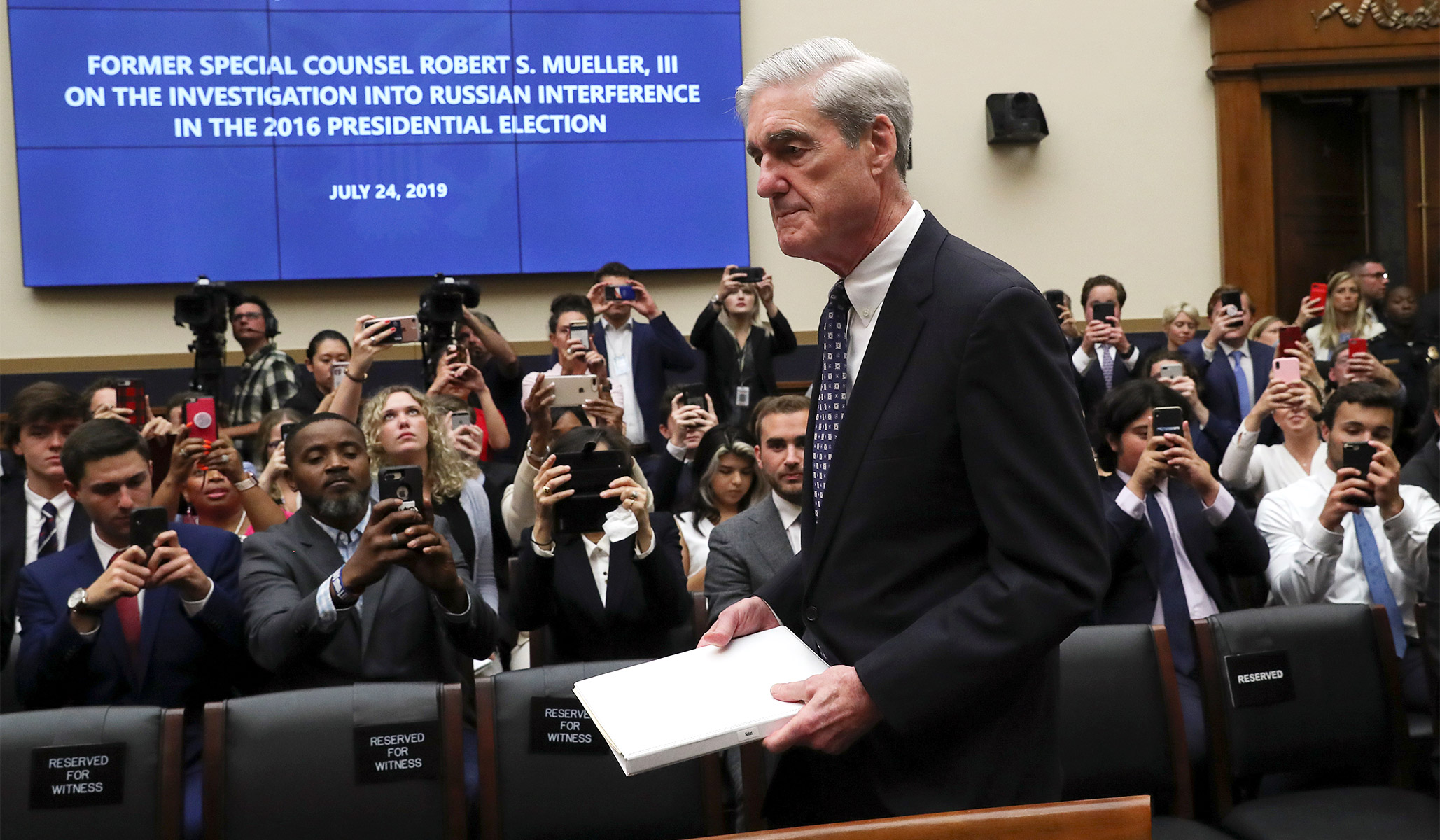 Will the Democrats' Articles of Impeachment Include Mueller Obstruction, Too?