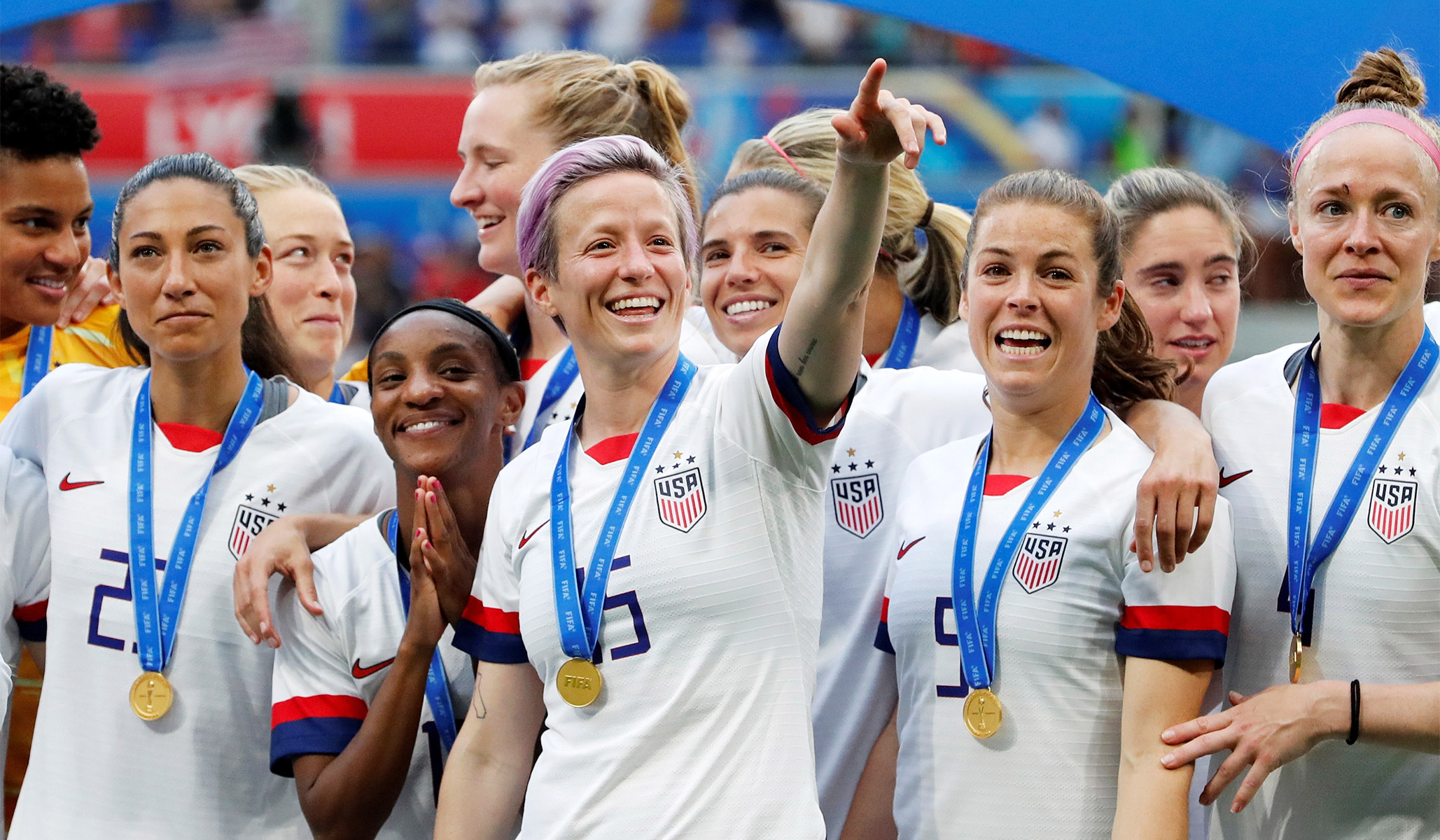 Fifa Porn u.s. women's soccer: equal-pay lawsuit not a simple case