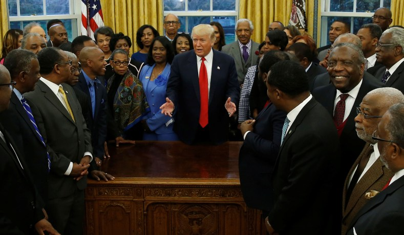 Image result for Donald Trump first post racial president
