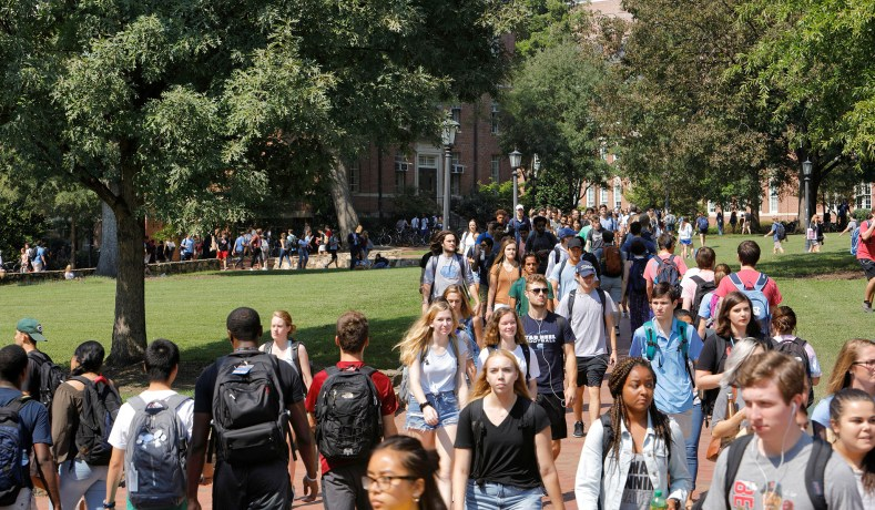 Where Can You Find Diversity on College Campuses?