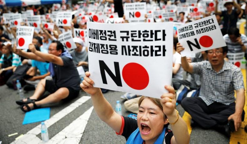 Japan–South Korea Dispute Threatens U S  & Regional Security