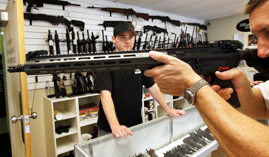 Philadelphia Gun Shop Owner Shoots and Kills Looter