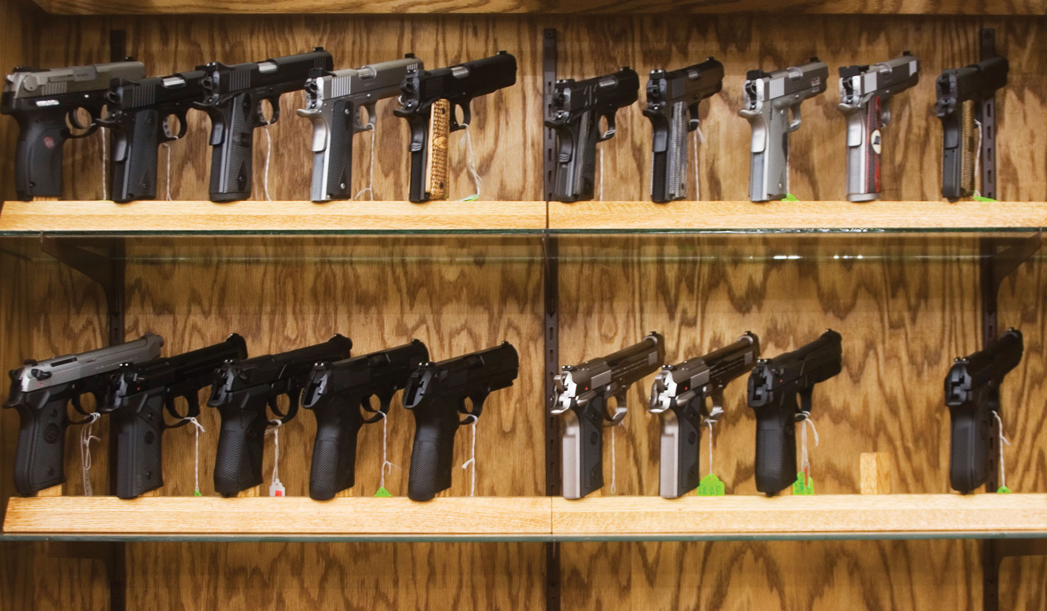 The Rush to Restrict Gun Rights