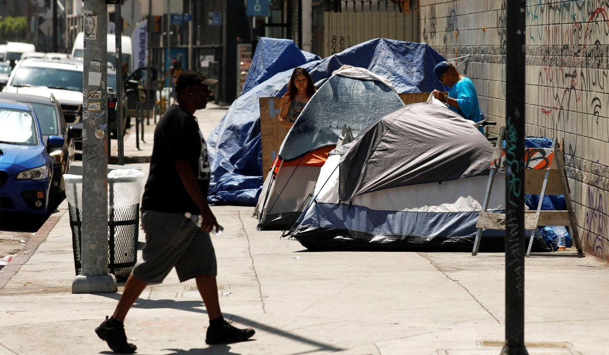 California's Shaky Housing 'Entitlement' for the Homeless | National Review
