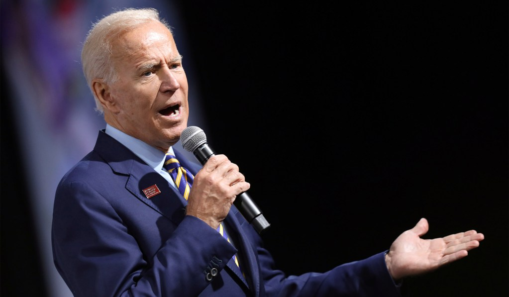 Joe Biden, Designated White Guy