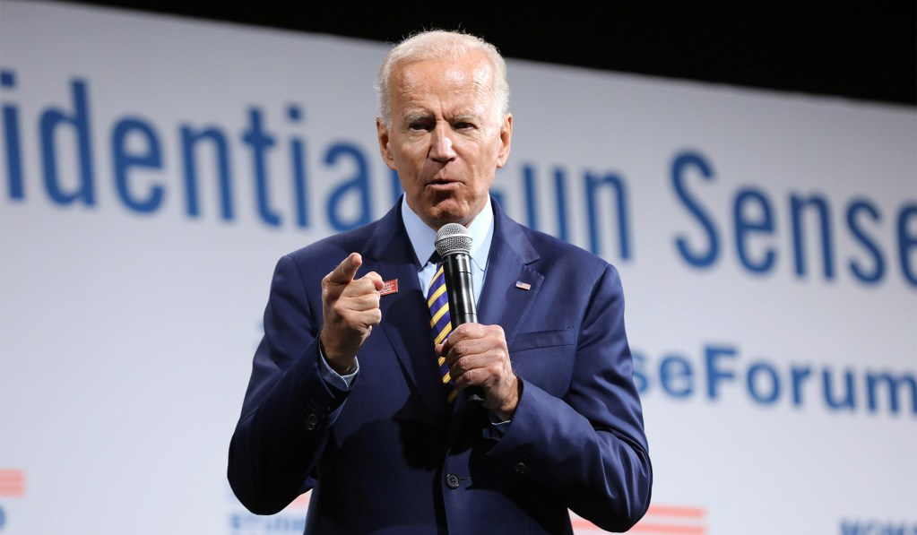 Biden: 'You Ain't Black' If You Can't Decide Between Me and Trump