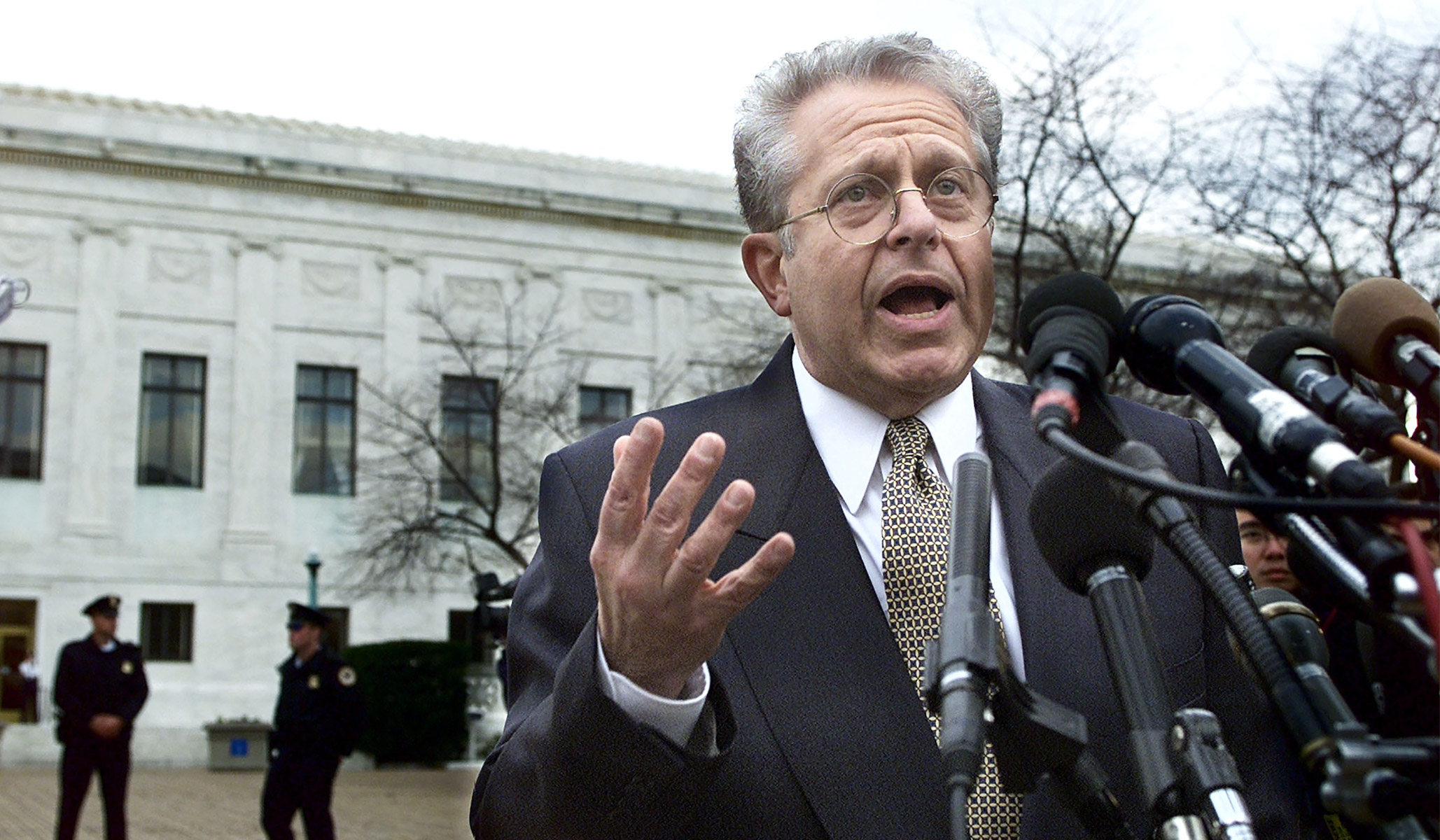 Laurence Tribe's Fact-Free Defense of Abortion Rights