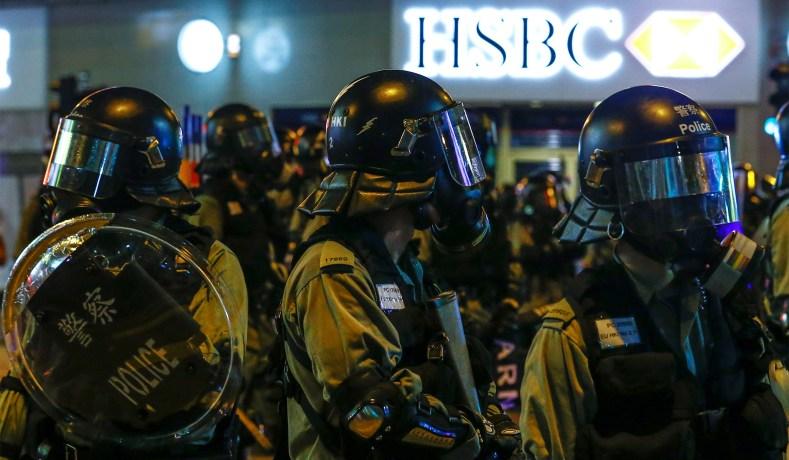 Every Eye Should Turn to Hong Kong