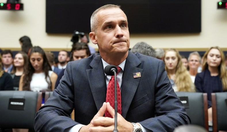 Impeachment Hearing Devolves into Chaos as Democrats Grill Lewandowski on Trump Communications