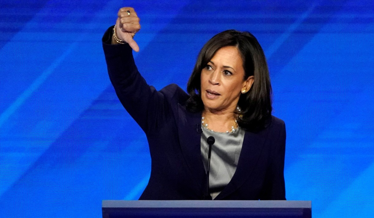 Kamala Harris's Abortion Absolutism   National Review