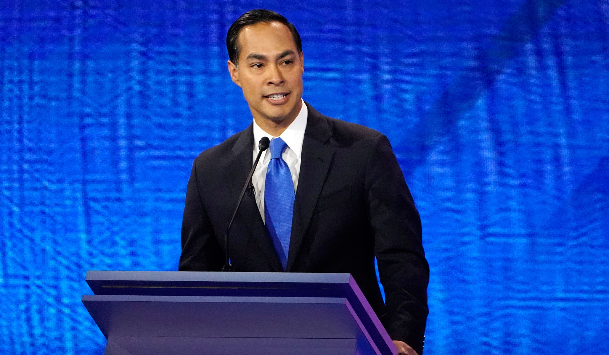 We're at the Point Where Campaign Expenses Could Call Julian Castro Home . . .