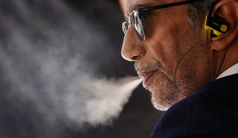 The Absurd Campaign against Vaping