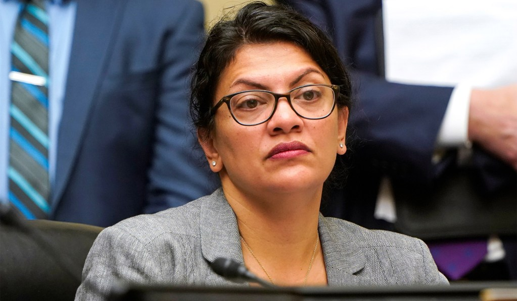 Rashida Tlaib's Vaping Interview: She's Either Lying or Ignorant