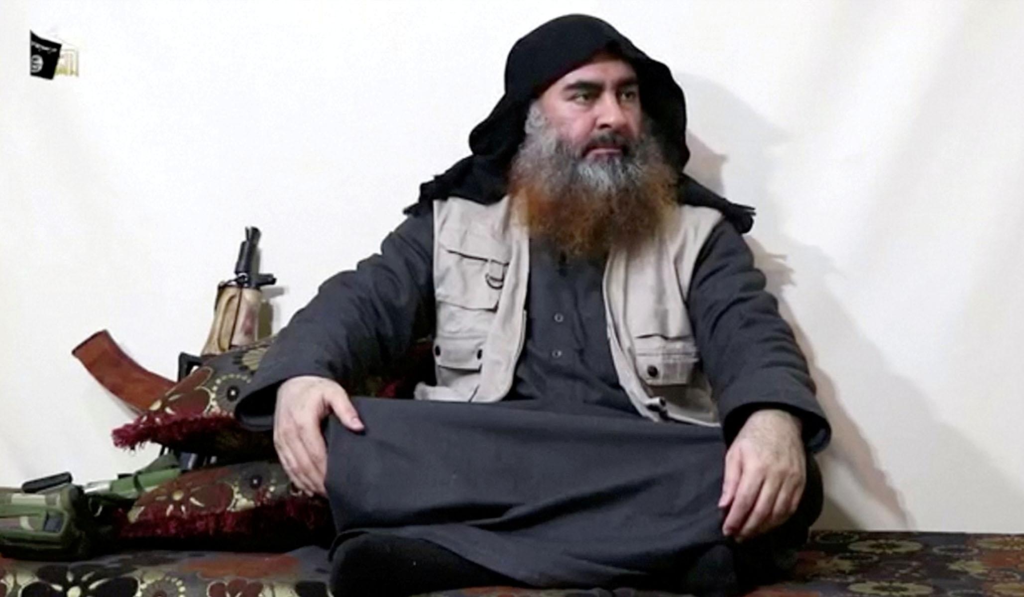 Austere Jihadist Terrorist Abu Bakr al-Baghdadi Is Dead