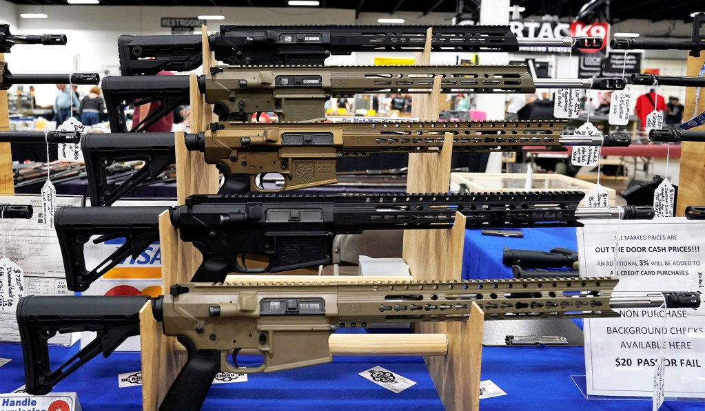 Gun Sales Spike, FBI Background Checks Set New Record