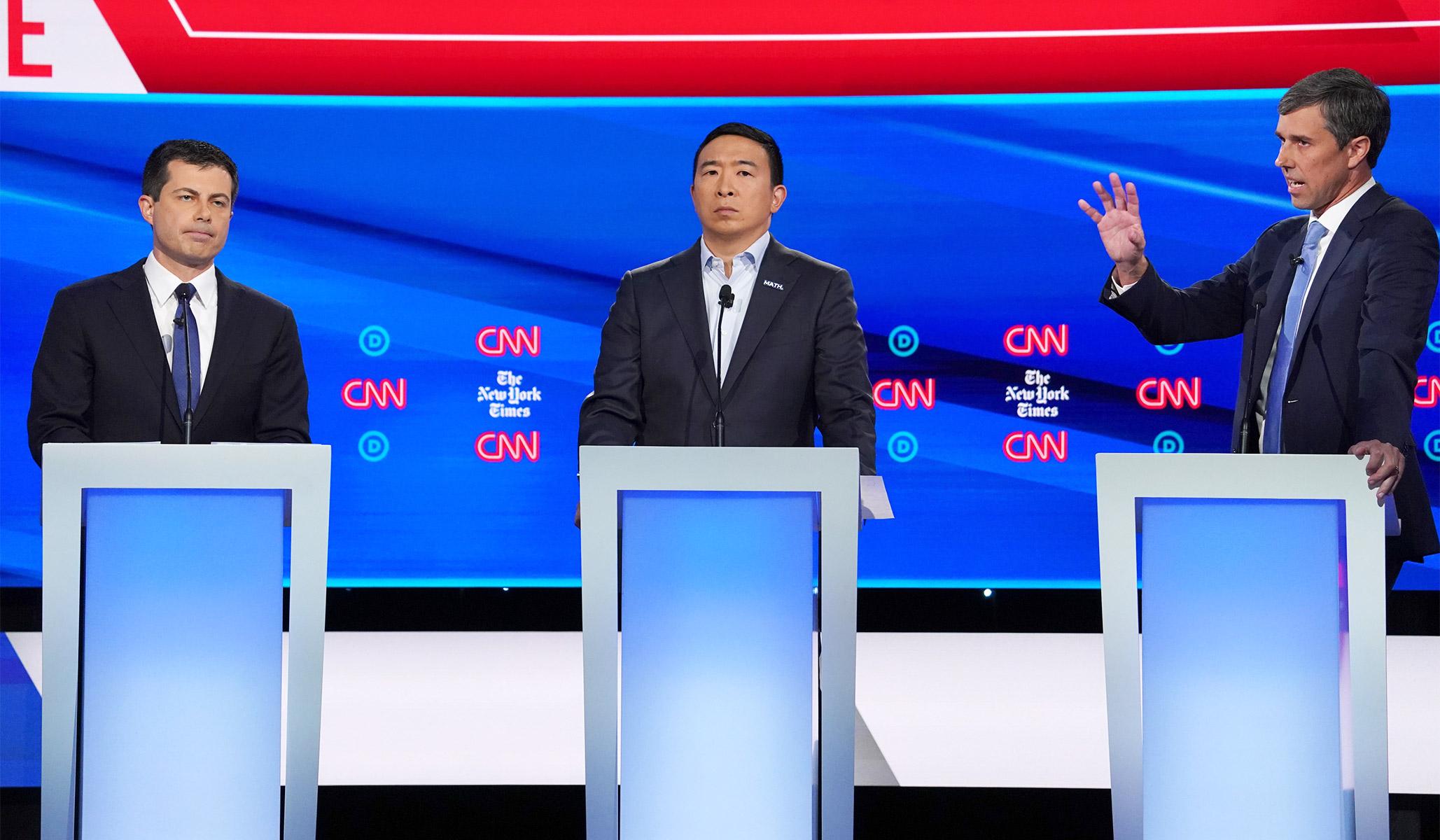 Last Night's Debate Was Full of Genuine Surprises