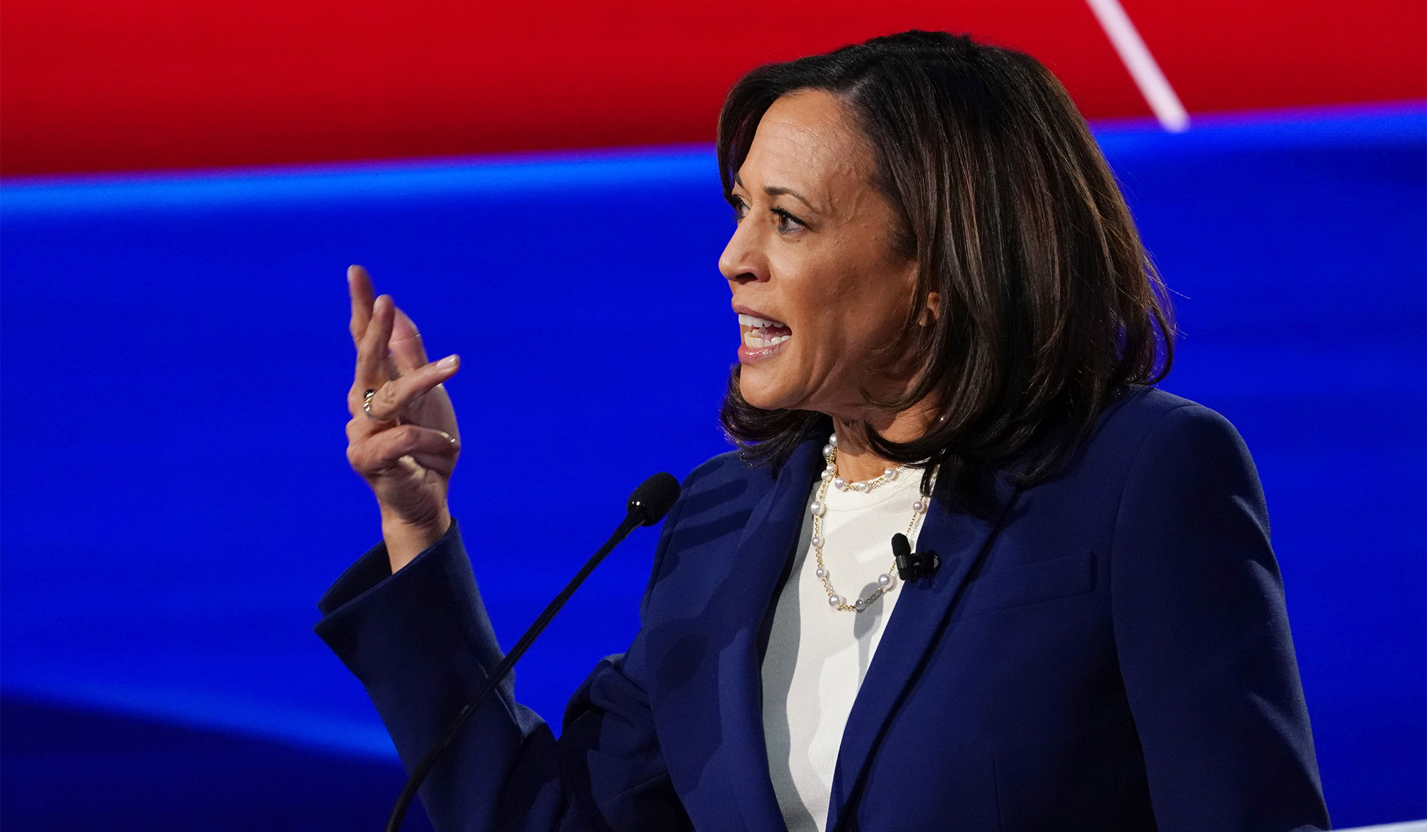 Kamala Harris's Pathetic Debate Performance