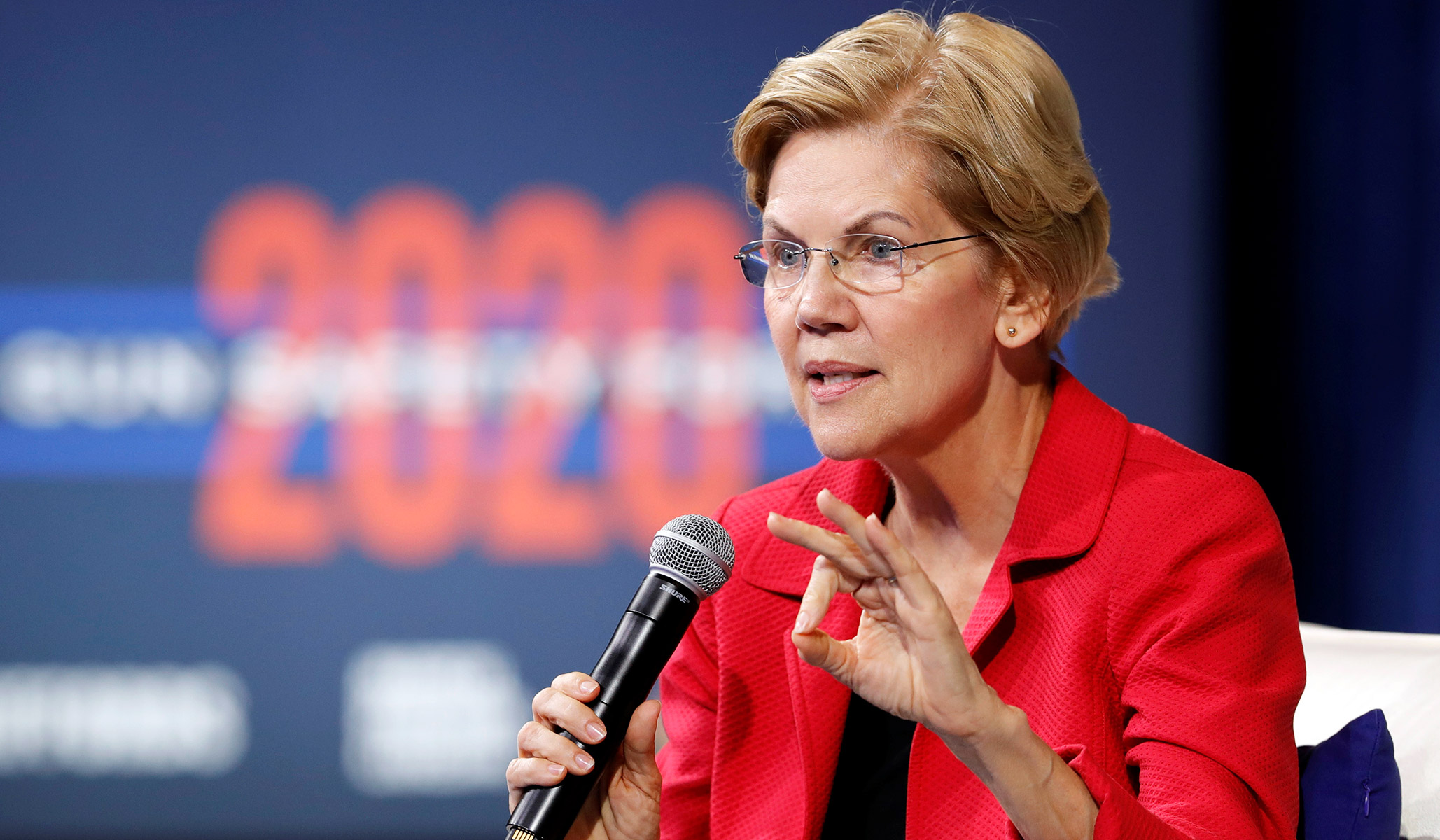 Warren Deletes Infamous DNA Test Tweet One Year After Reveal