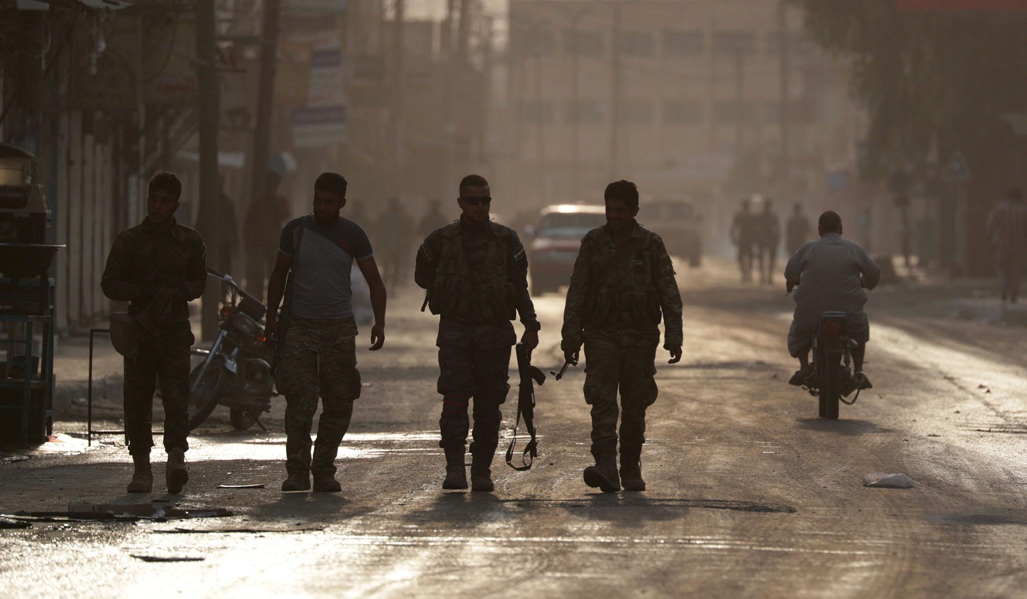 U.S., Turkey Reach Ceasefire Agreement in Syria Conflict