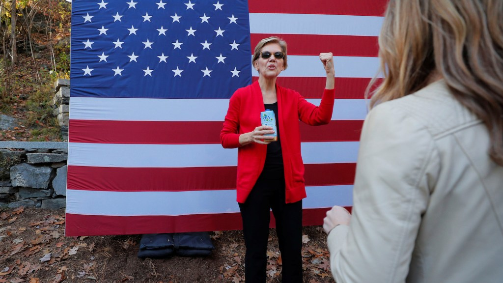 Warren's Socialism for the Upper-Middle Class Is Awful — and Conservatives Need a Better Alternative