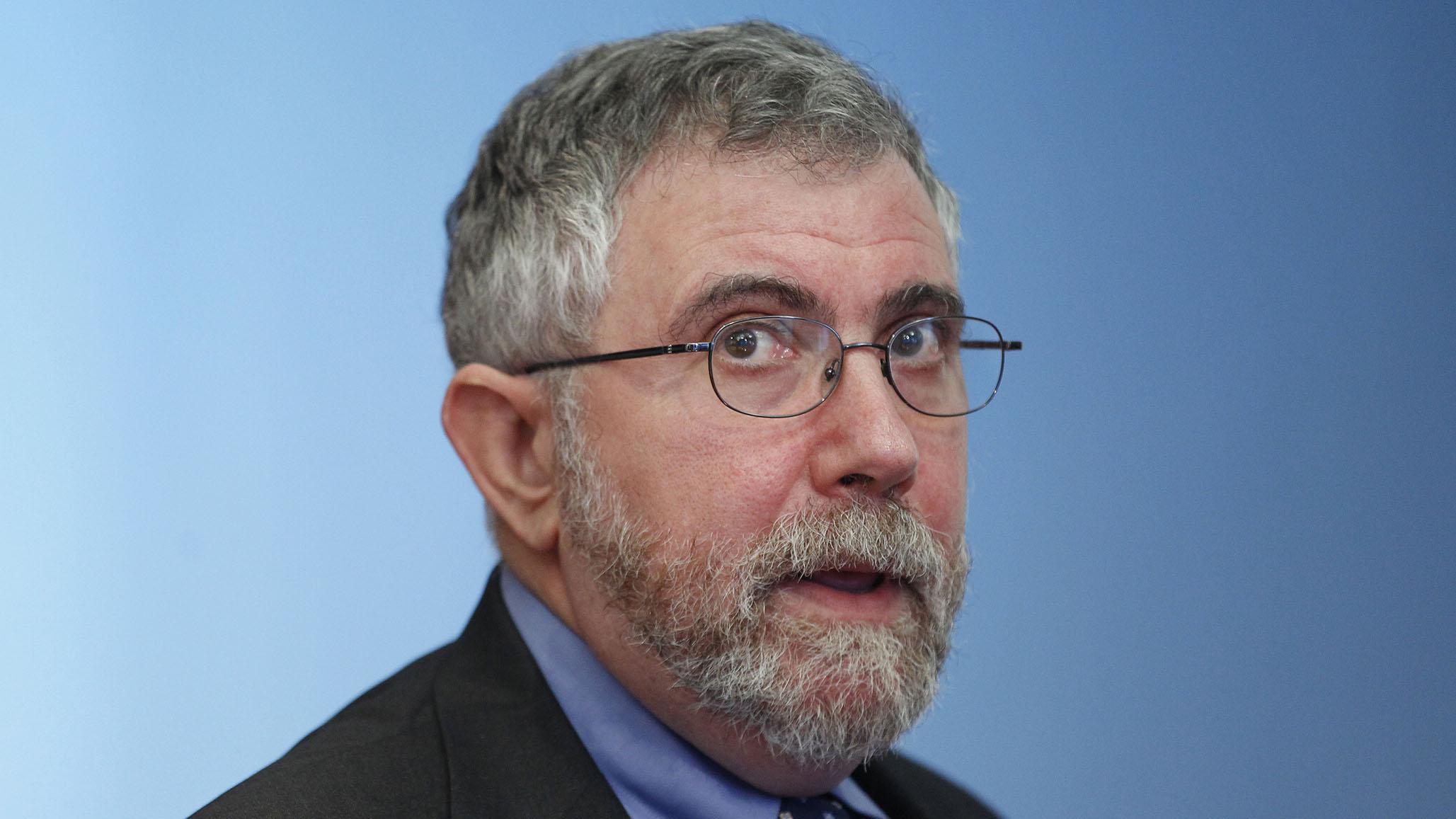 Paul Krugman: Always Wrong, Never in Doubt