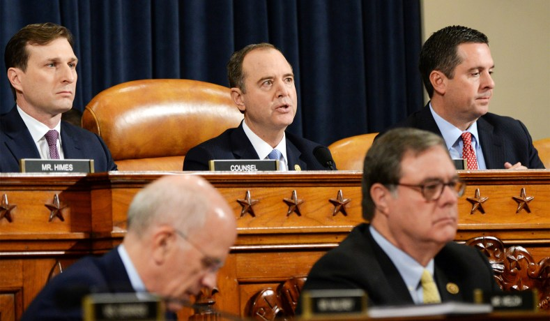 The Manner of the House Impeachment Procedure