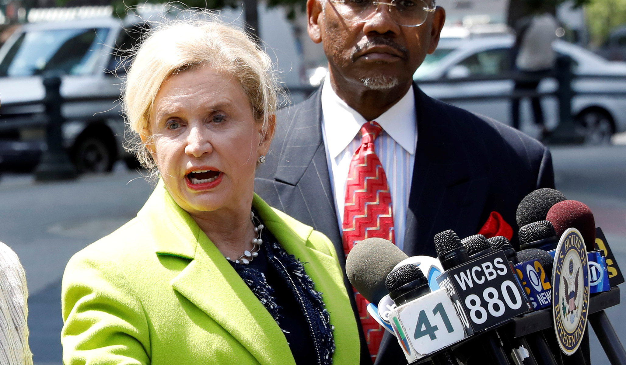 Rep. Carolyn Maloney Wins House Oversight Committee Chairmanship