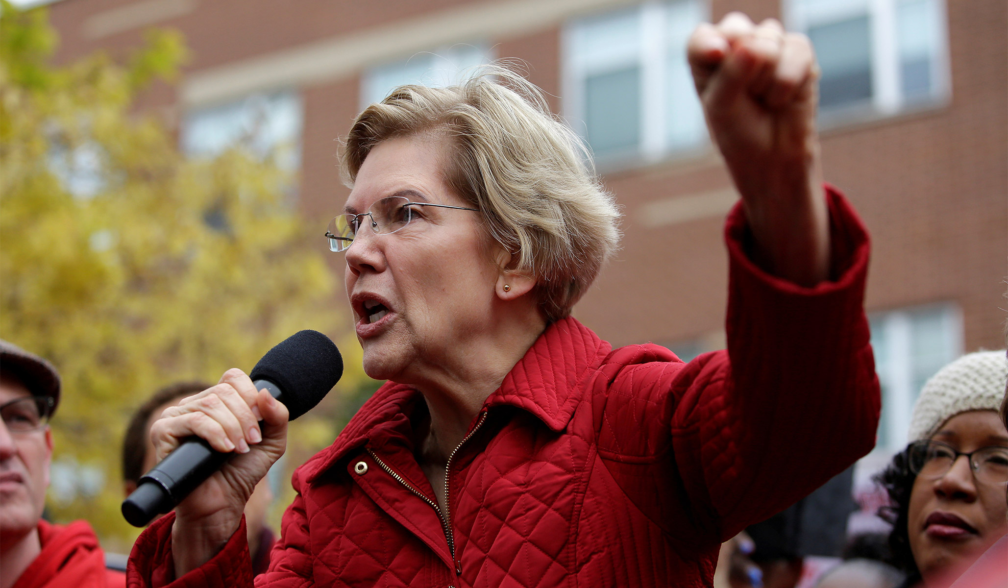 Warren Compounds Her M4A Mistakes