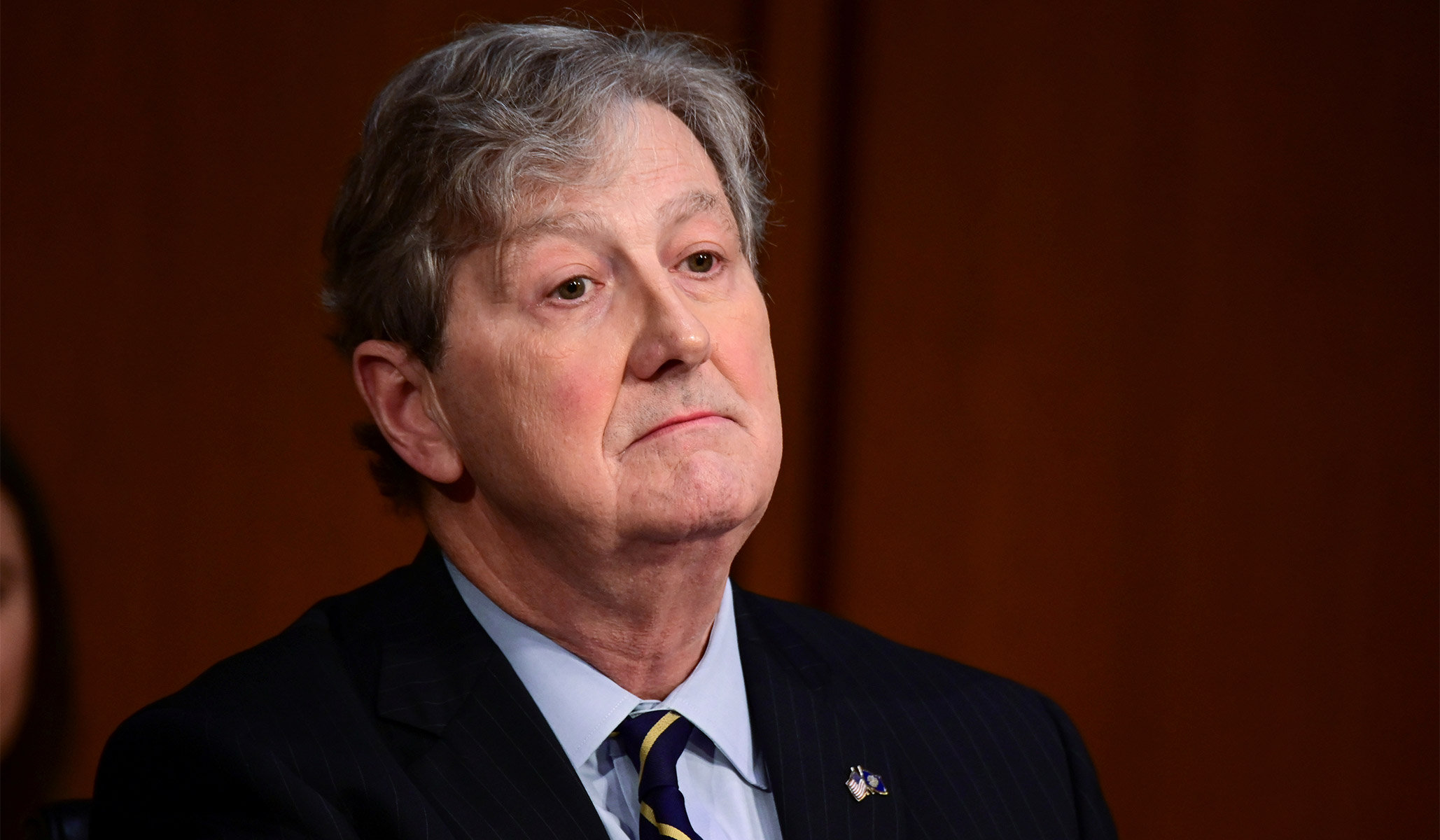 GOP Senator Kennedy: Quid Pro Quo 'Probably' Impeachable if Trump's Motive Was Political