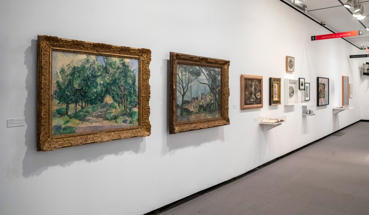 New Madrid Show: A Roadmap from Cézanne to Skyscrapers