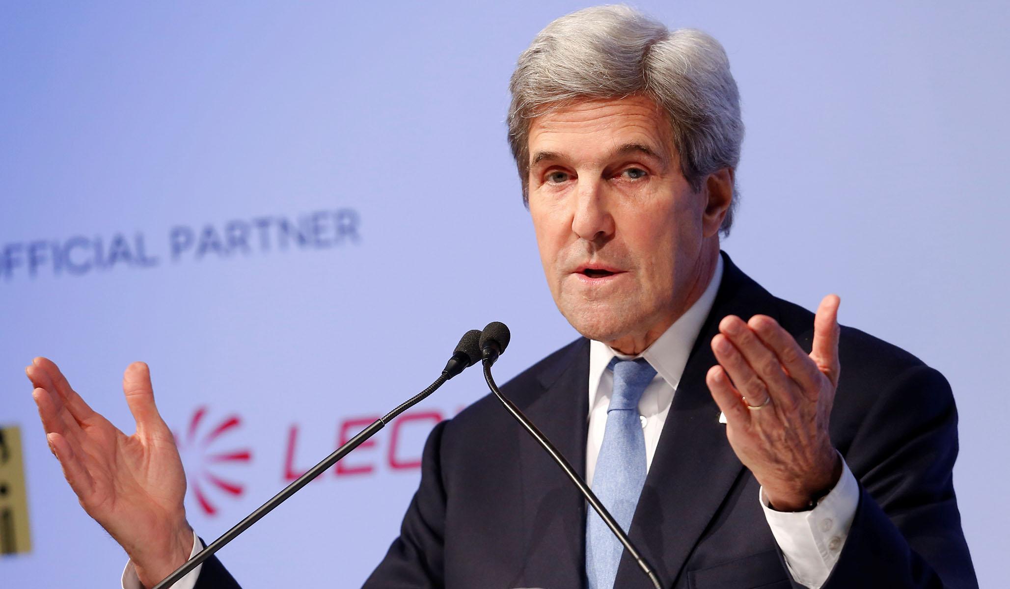 John Kerry Endorses Joe Biden for President to Fix 'the World that Donald Trump has Smashed Apart'
