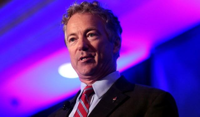 Rand Paul First Senator to Test Positive for Coronavirus | National Review