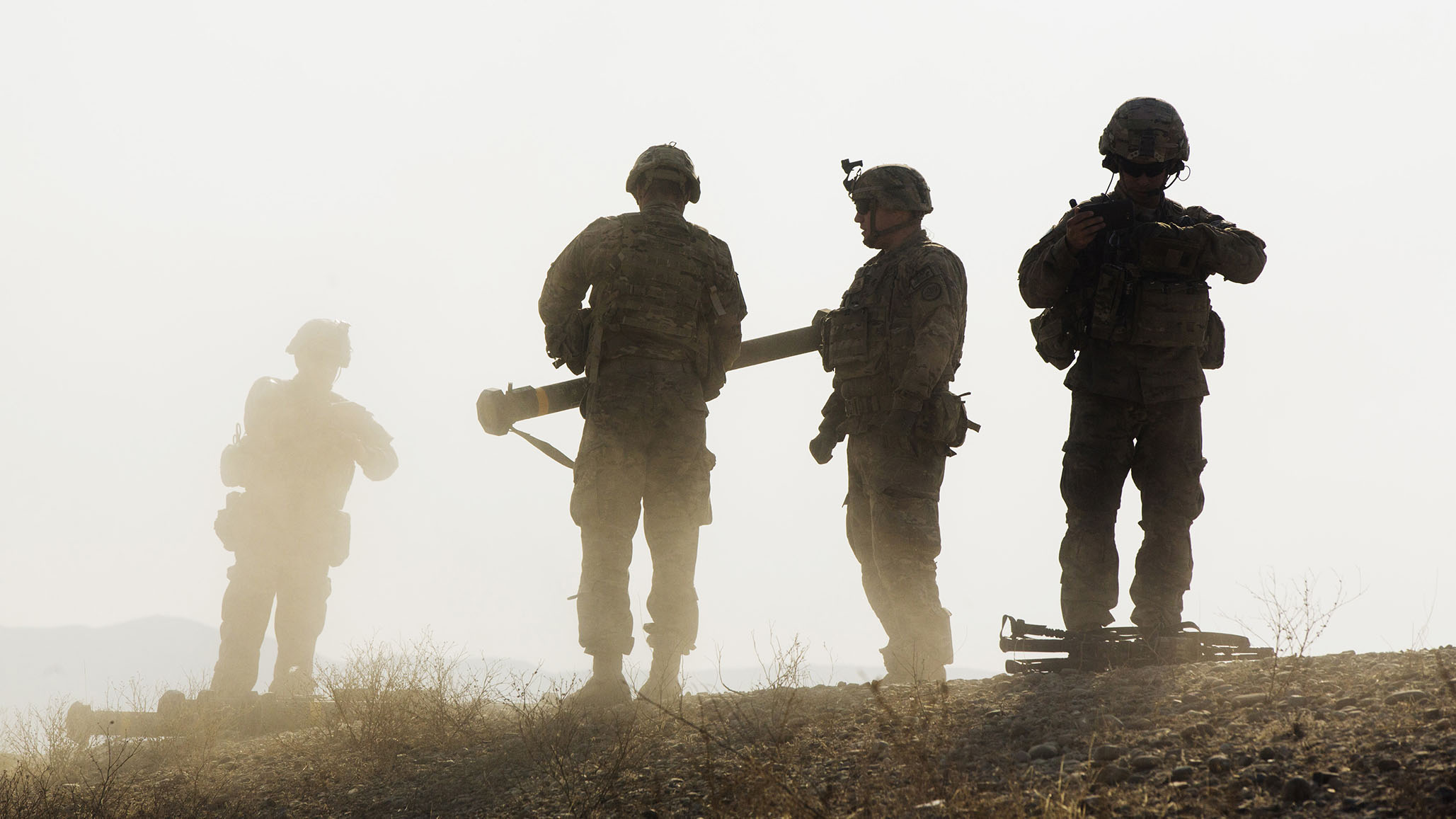 Ending Wars Always Looks Easier from outside the Oval Office