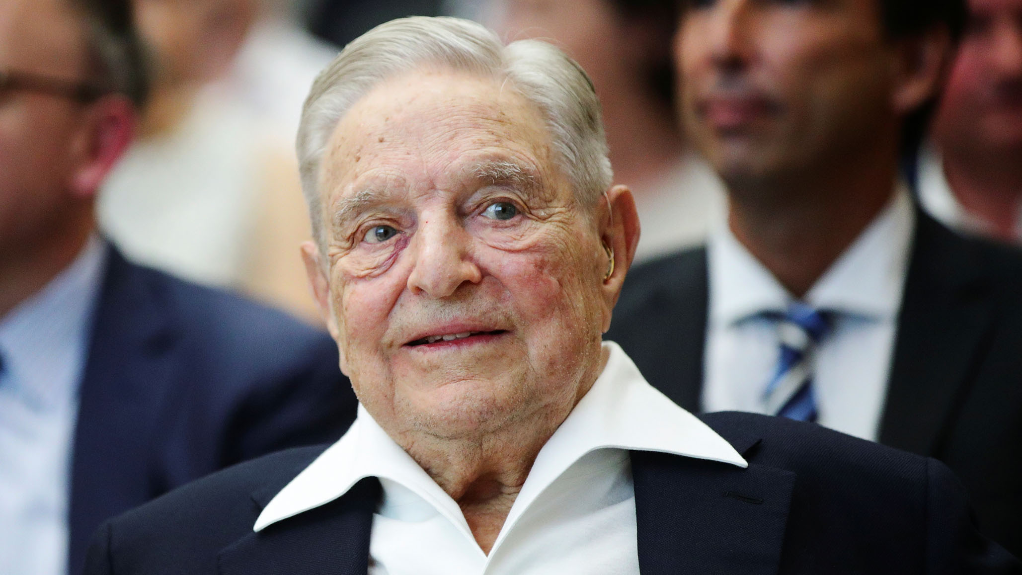 'Very Concerned' George Soros Claims Facebook 'Will Work Together to Re-Elect Trump'