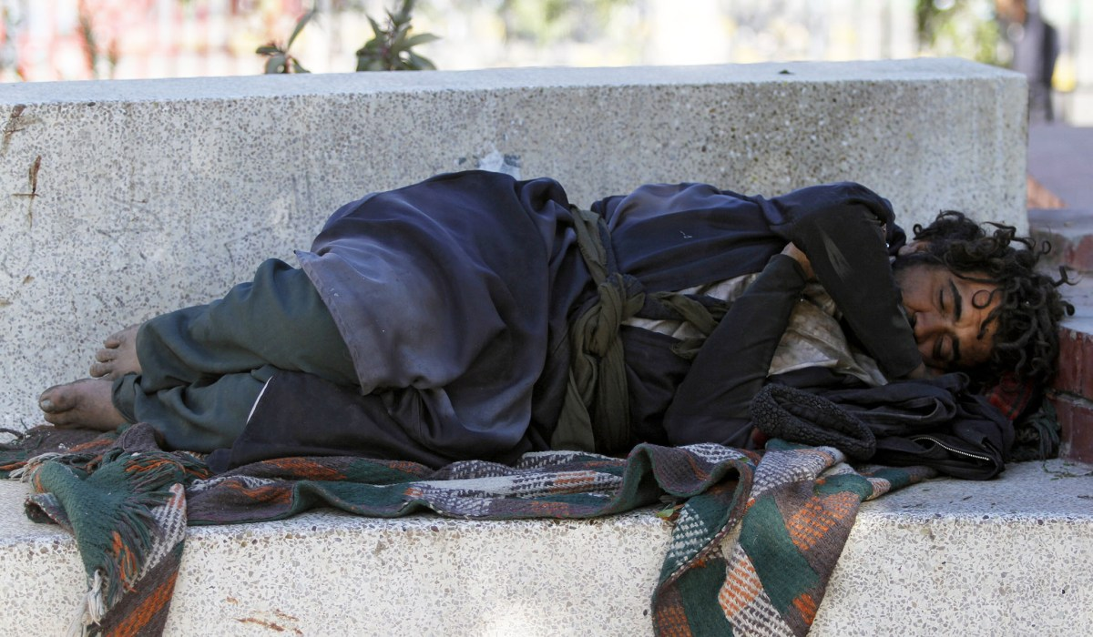 Counting the Homeless in Boise   National Review