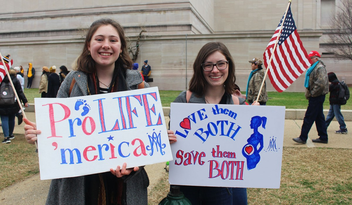 Virginia March for Life Draws 1,000 Attendees | National Review