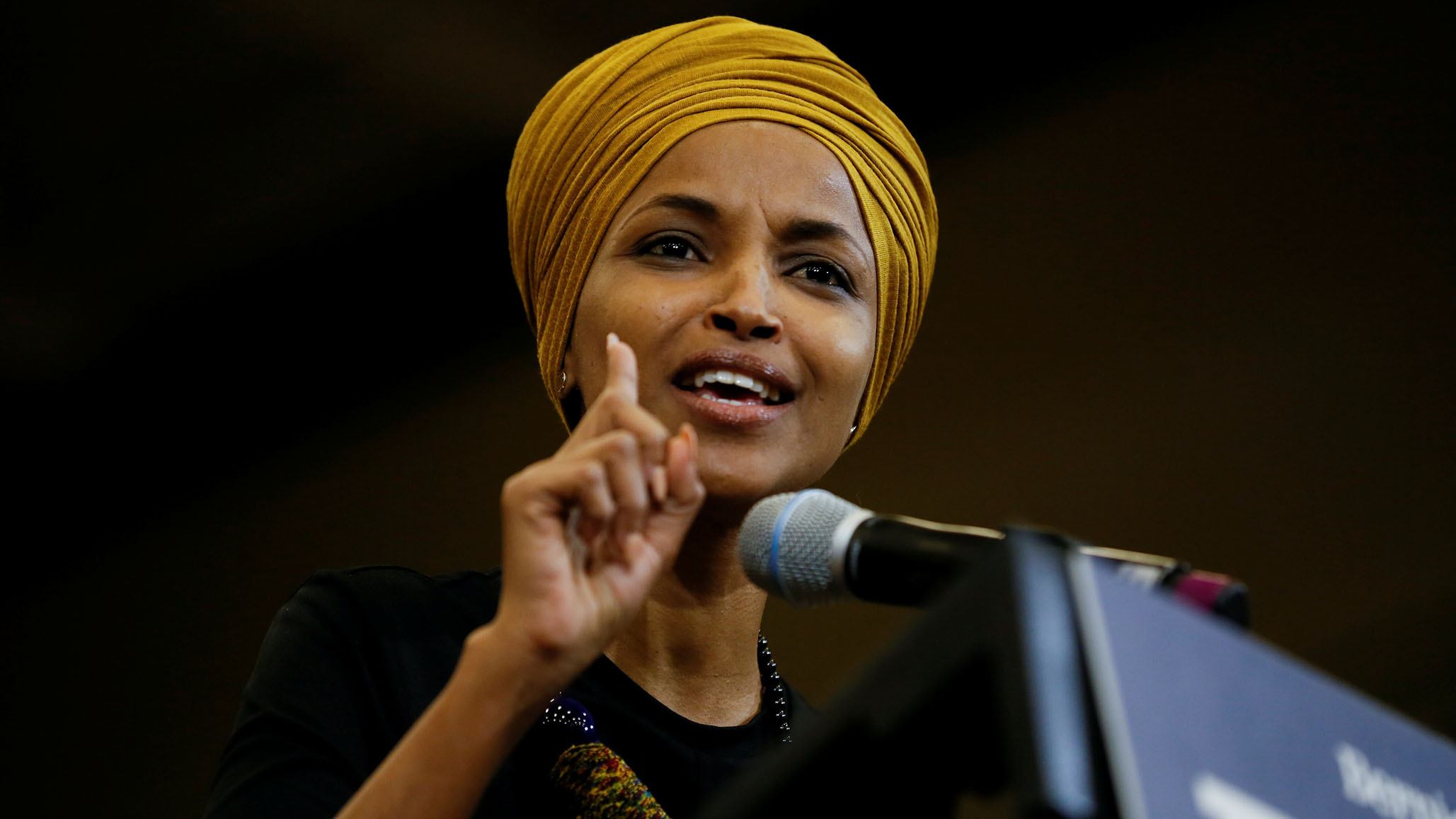 FBI Investigating Whether Ilhan Omar Married Her Brother