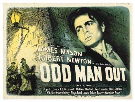 Odd Man . . . In?