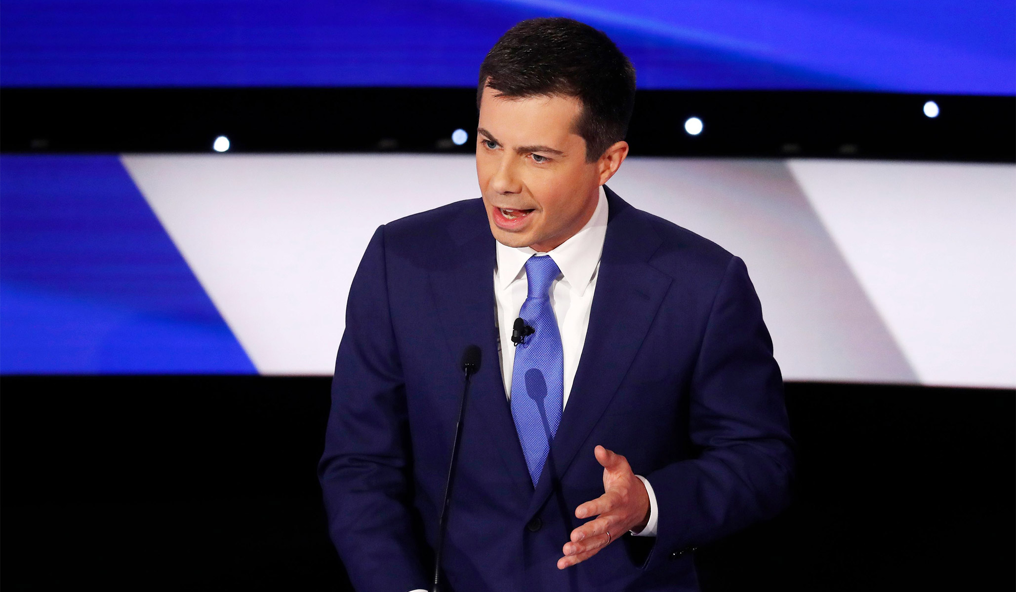 Buttigieg Bristles at 'Bullsh**' Suggestion He Was Involved in 'Corporate Price Fixing' Scandal