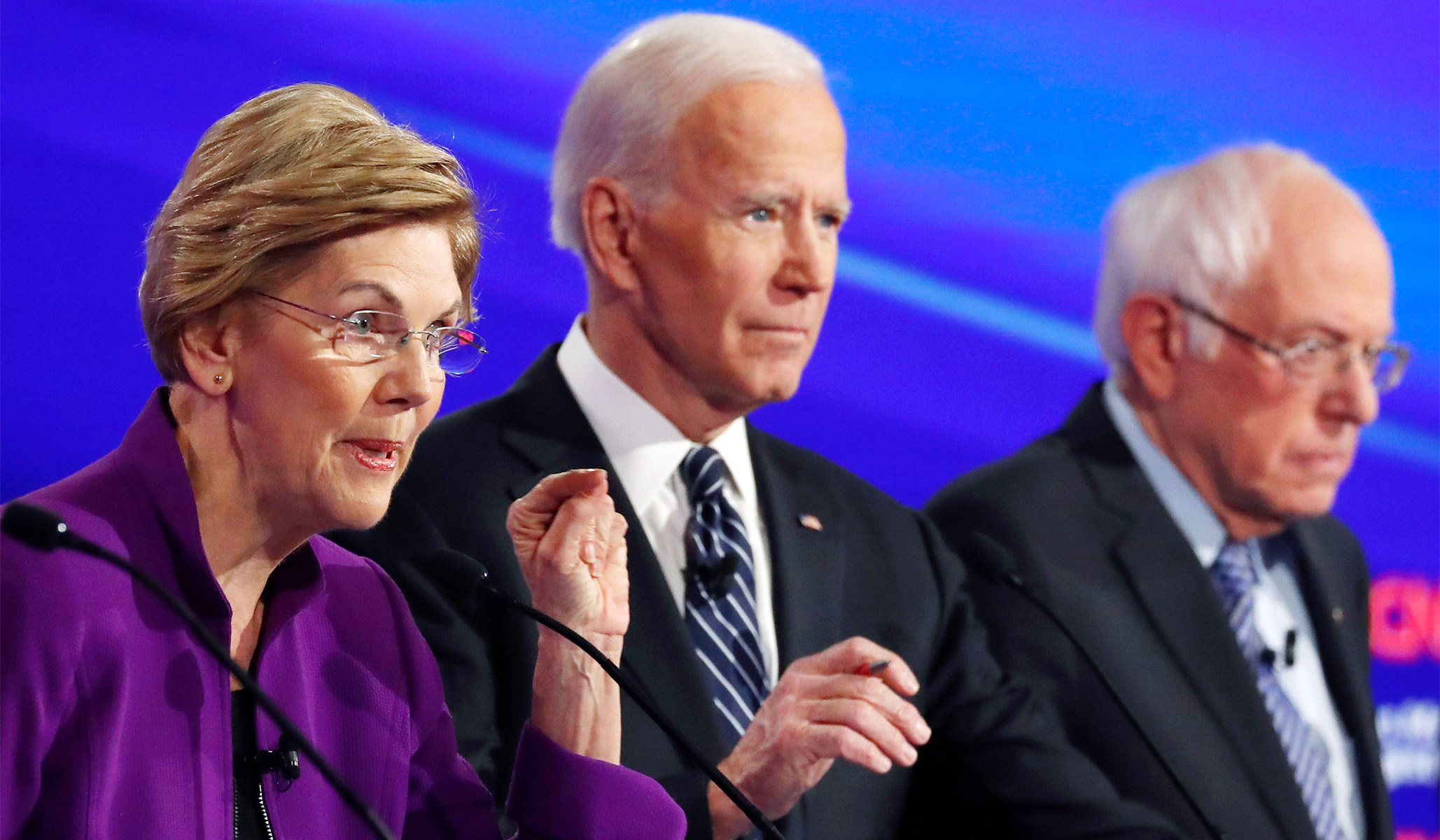 Warren to Sanders Post-Debate: 'I Think You Called Me a Liar on National TV'