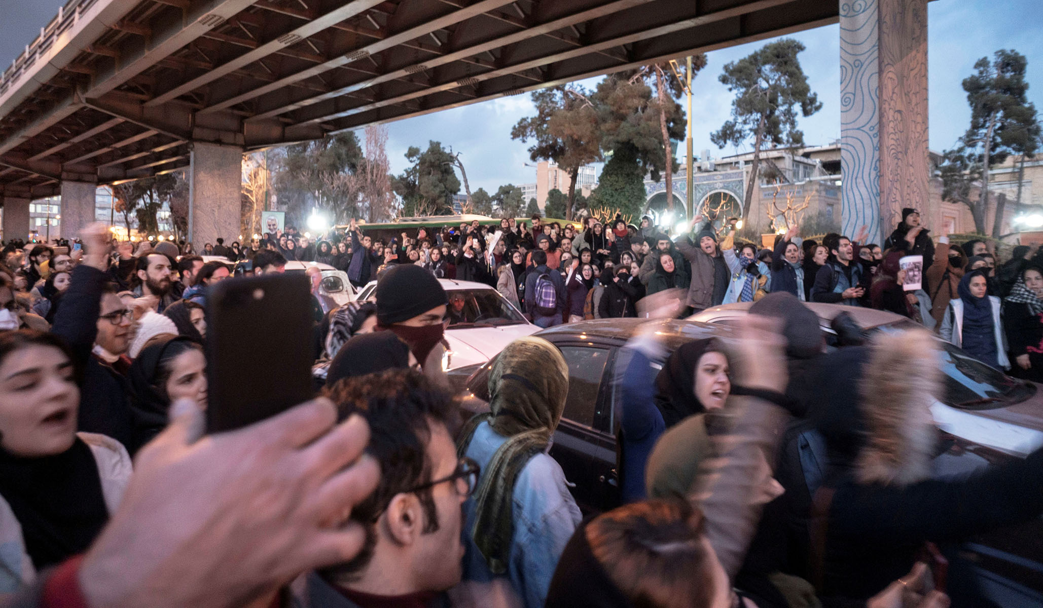 Upheaval, Horror, and Hope in Iran