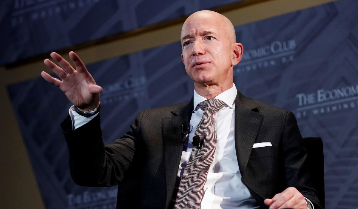 Jeff Bezos Announces $10 Billion Fund to Combat Climate Change | National Review