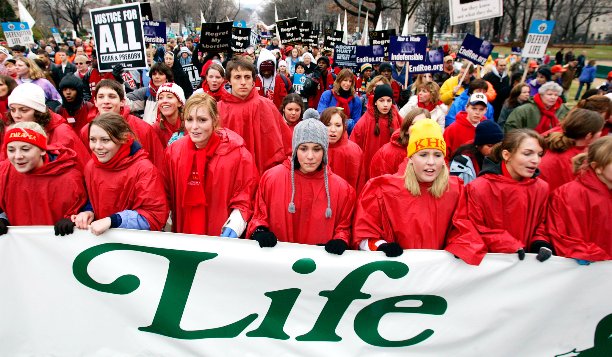 Marching for Life: Abortion Is Anti-Woman