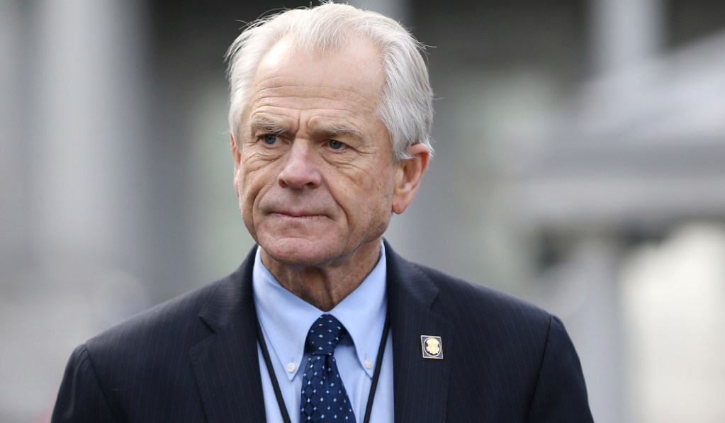 Five Questions for Peter Navarro