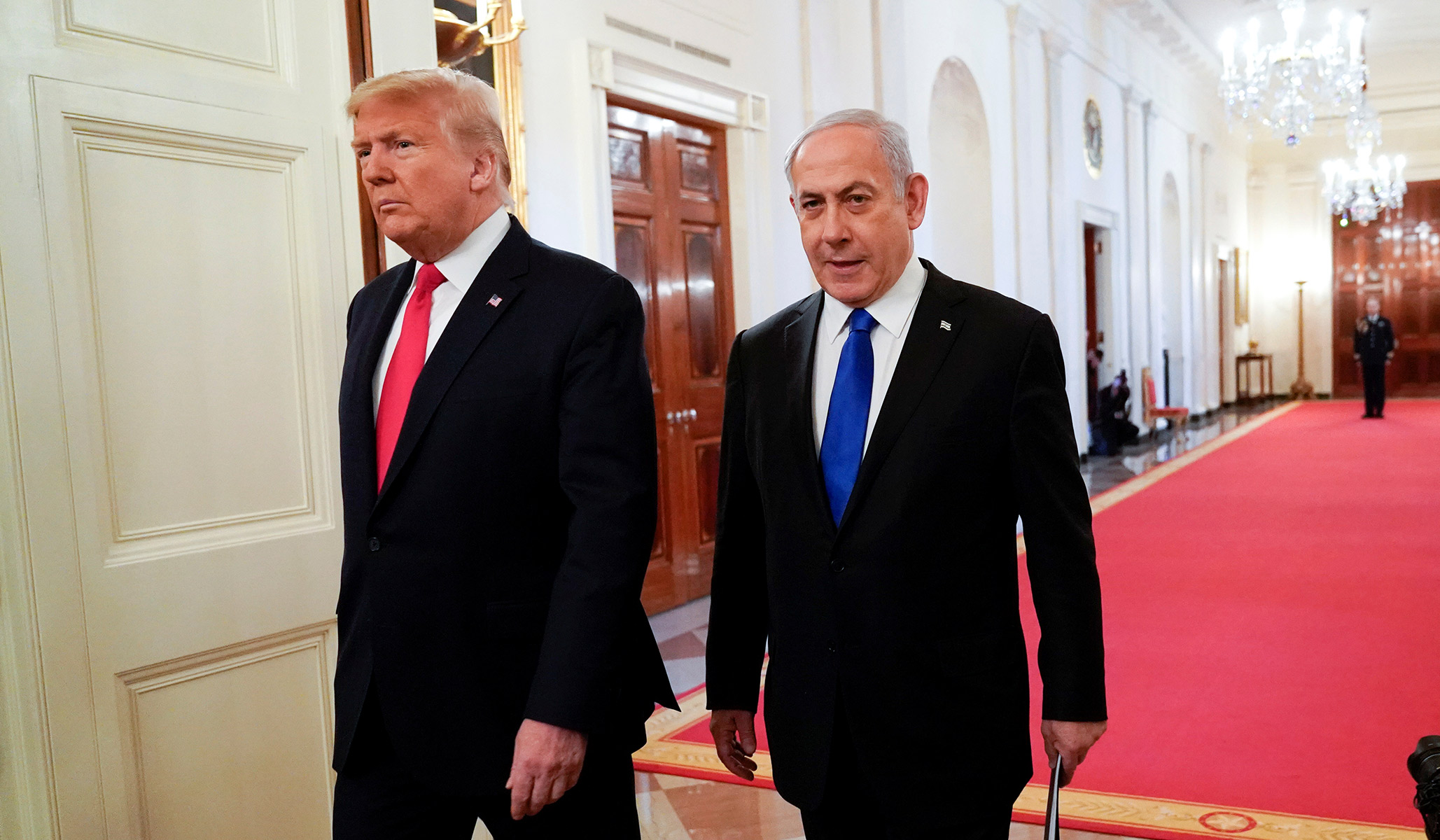 A Milestone in Relations between Israel and the Arab World thumbnail