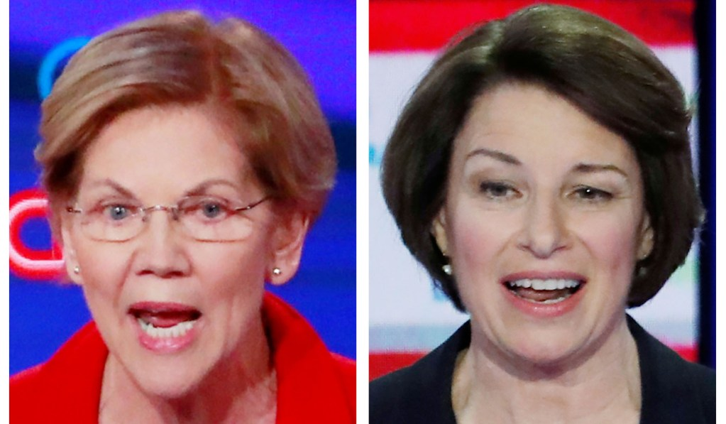 NYT Splits Endorsement for First Time In History, Backing Klobuchar and Warren