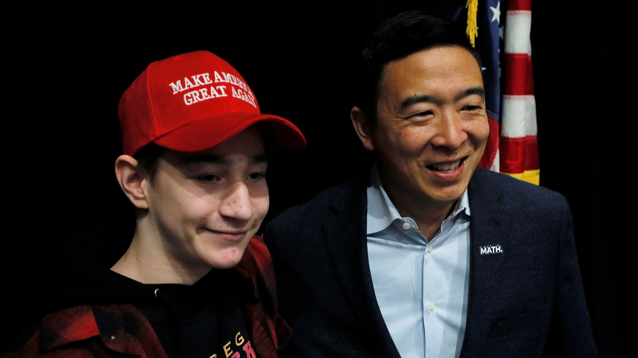 Why Andrew Yang Has Endured While Traditional Democratic Candidates Have Not