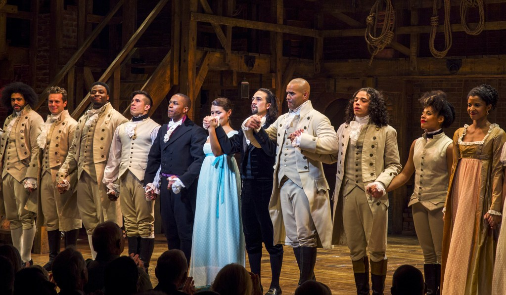 Could <i>Hamilton</i> Be Made Today?