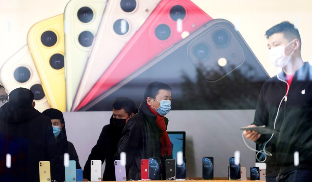 Apple Says Coronavirus Will Stunt Its Quarterly Earnings | National Review