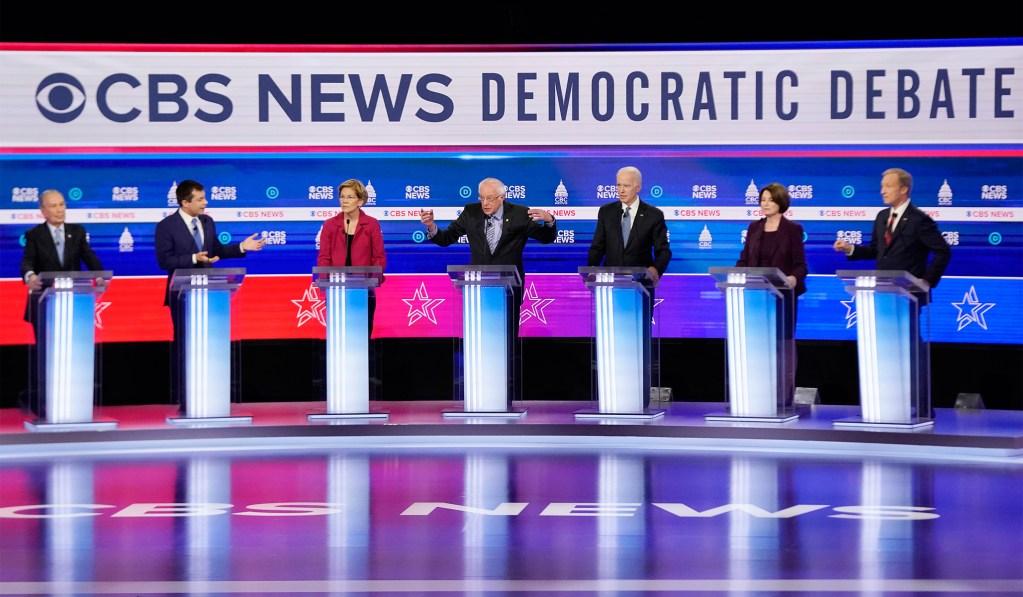 A Bad Night for Democrats
